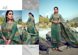 Levisha Liyana Pashmina Suits Collection