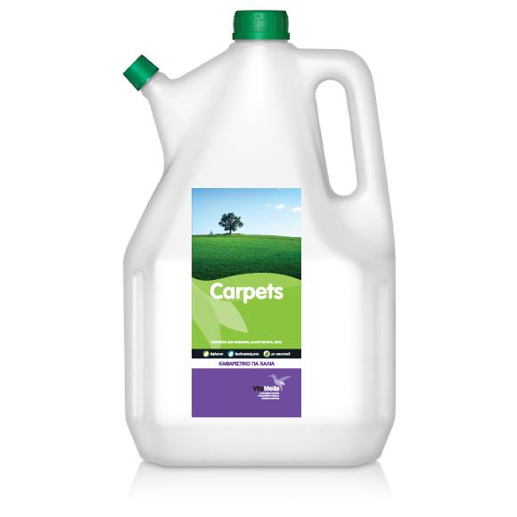 Βιοδιασπώμενο Προϊόν Καθαρισμού για Χαλιά, Μοκέτες & Υφάσματα