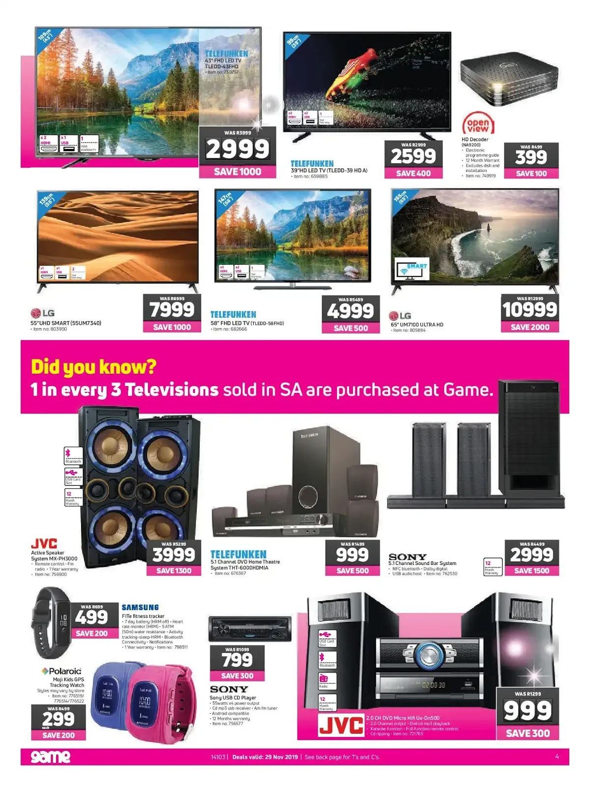 Game Black Friday 2019 Page 4