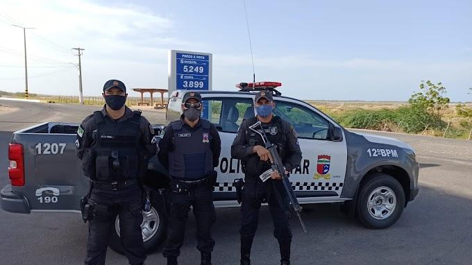 Prefeita Cinthia Sonale consegue nova viatura policial para Grossos