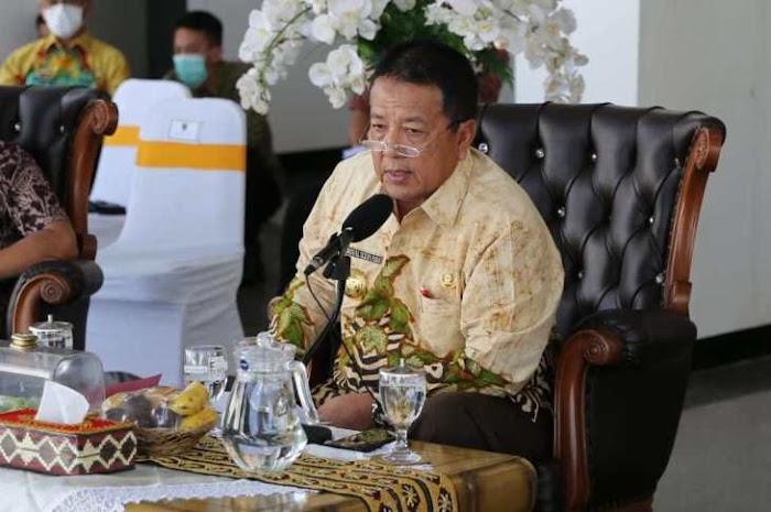 Gubernur Lampung Intruksikan Bupati dan Walikota Awasi Penanganan Covid-19