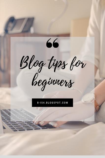 blogging, blog tips, starting a blog