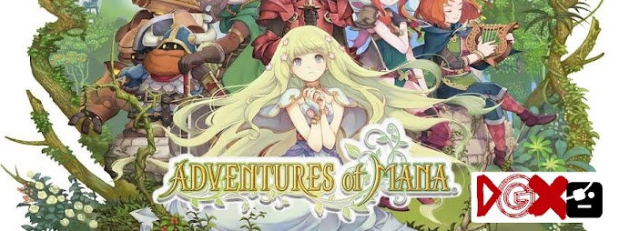Adventures of Mana MOD v1.0.8