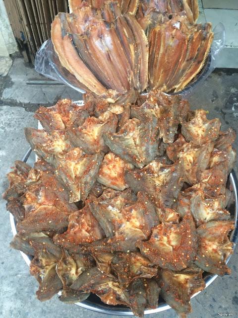Khô cá rô phi Vừa ngon, vừa rẻ