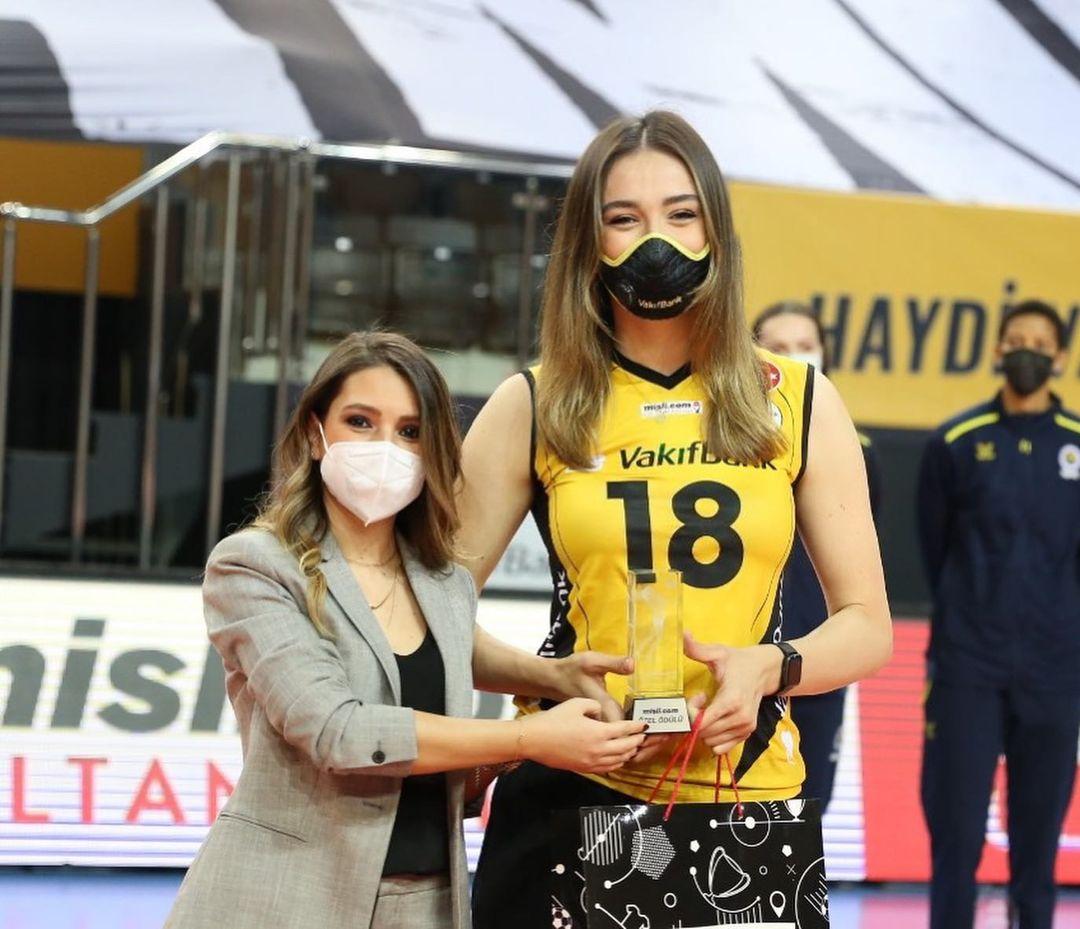 터키 배구선수 피지컬