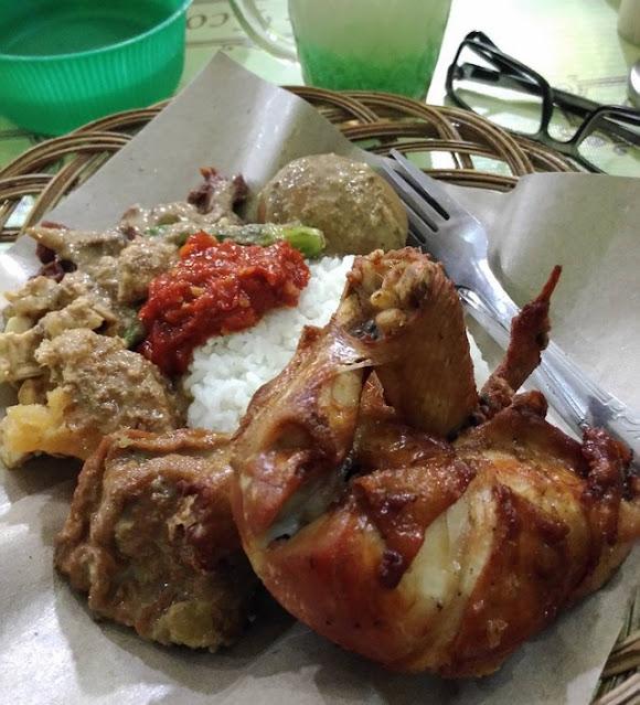 Kuliner Jogja Malioboro