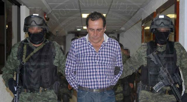 Así fue la estrategia que le ayudó a Héctor Beltrán Leyva a tener poder del narco , el y su hermano iniciaron a El Chapo en el negocio de las drogas