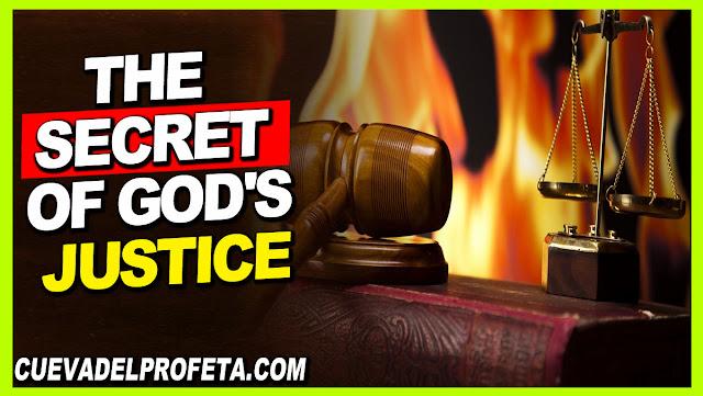 The Secret of God's Justice - William Marrion Branham
