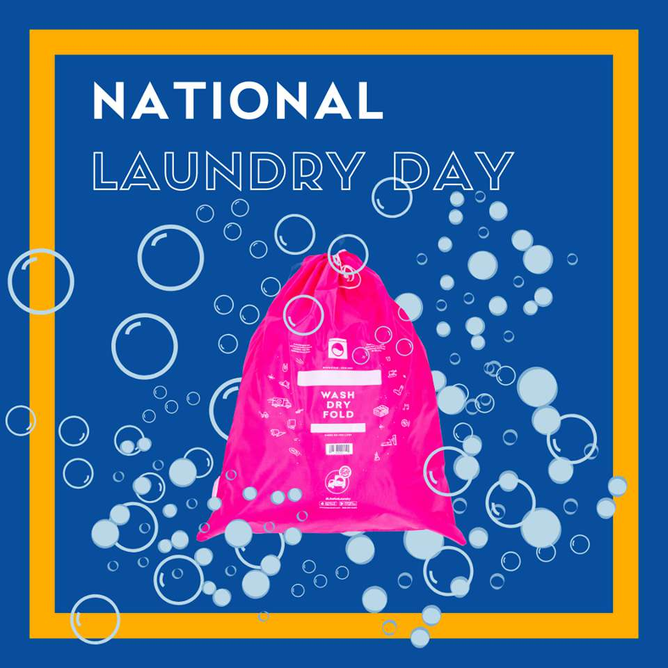 National Laundry Day Wishes Images