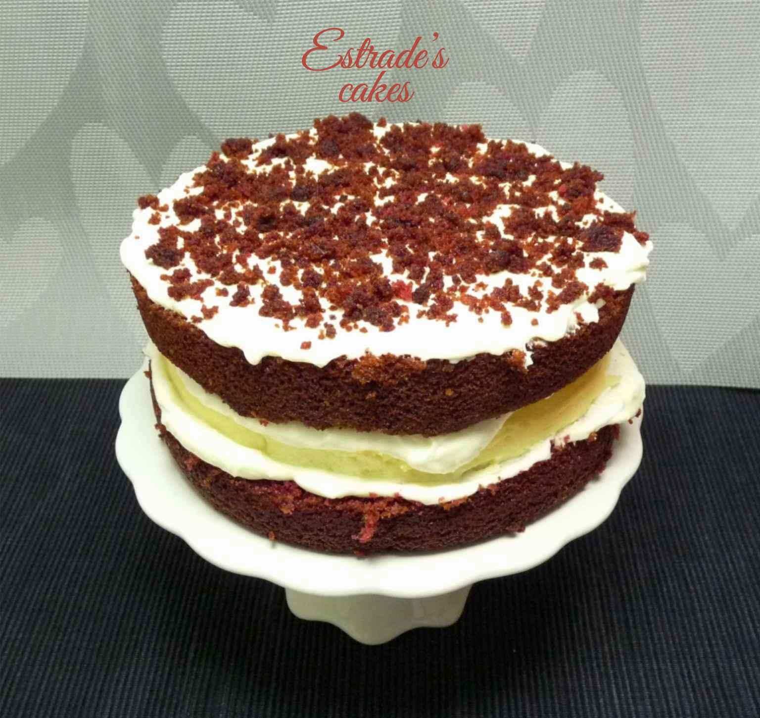 redvelvet cheesecake - 8