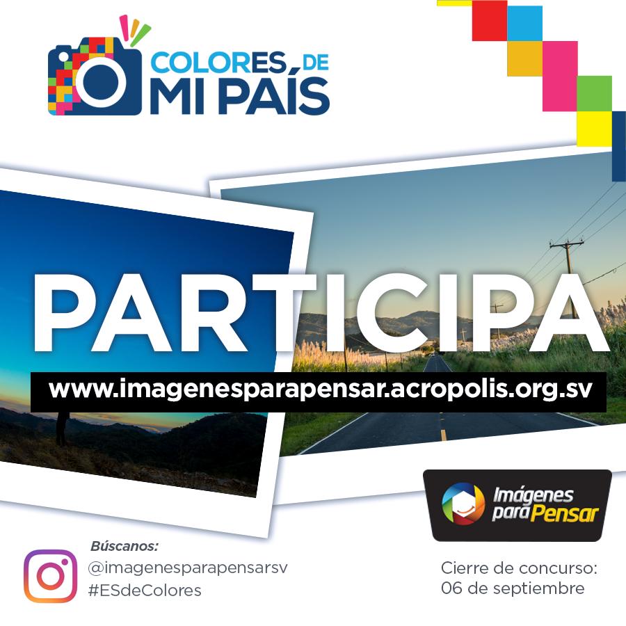 Concurso de Fotografía Nueva Acrópolis El Salvador