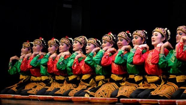 Mengenal Tari Laweut Dari Aceh
