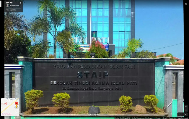 STAI Pati (gambar dari Google Maps)