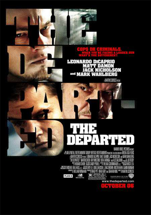 The Departed 2006 BRRip 720p Dual Audio In Hindi English