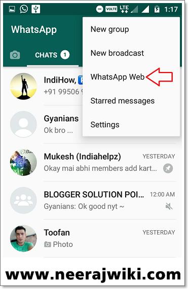 computer mai whatsapp kaise chalaye