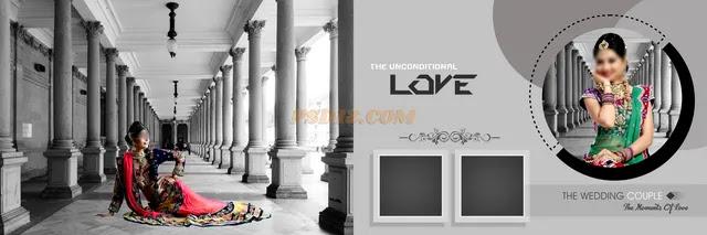 New 2020 12x36 Wedding Album DM Vol 14