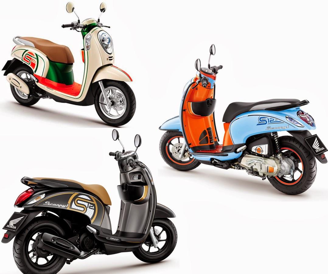 DAFTAR MOTOR HONDA Terlaris 2014 Sepeda Motor Paling Laku