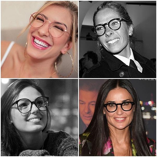 oculos redondo de grau feminino
