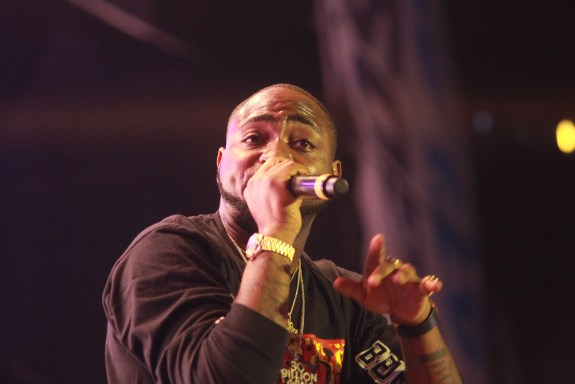 [Davido Brought The 'FIA' On Stage at One Lagos Fiesta Finale] | Photo Credit NaijacityBlog