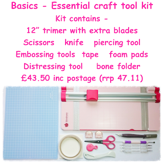 beginners crafty tool kit