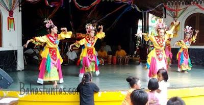 Tari Gitek Ganjen khas Banten