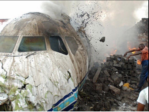 Exactly 15 Years After The Sosoliso Air Crash See How The Only Survivor Looks