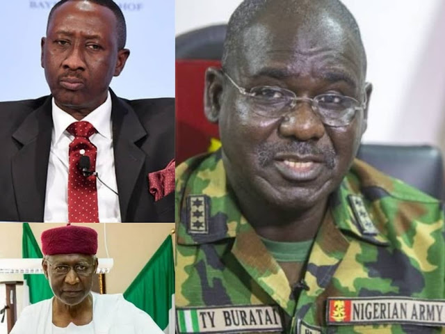 Abba Kyari vs Monguno: Buratai Withdraws Army Officers Attached To ONSA