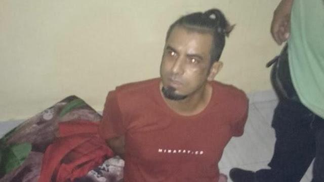 Polisi Tangkap WNA Palestina Pelaku Penjambretan di Bali