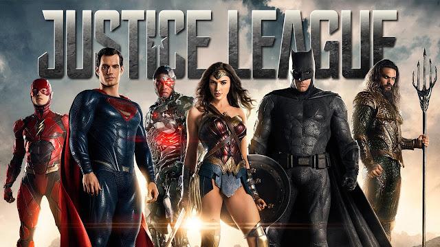 Đánh giá phim: Justice League 2017