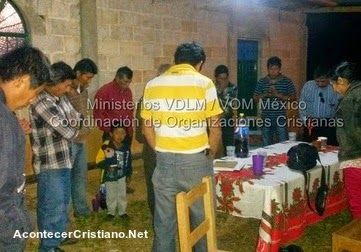 Persecución religiosa en Chiapas
