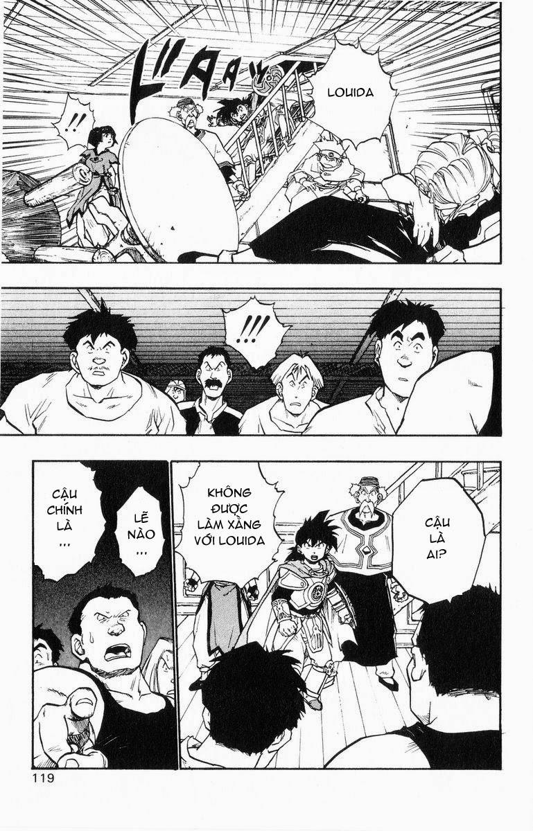 Dragon Quest: Emblem of Roto chapter 25 trang 12
