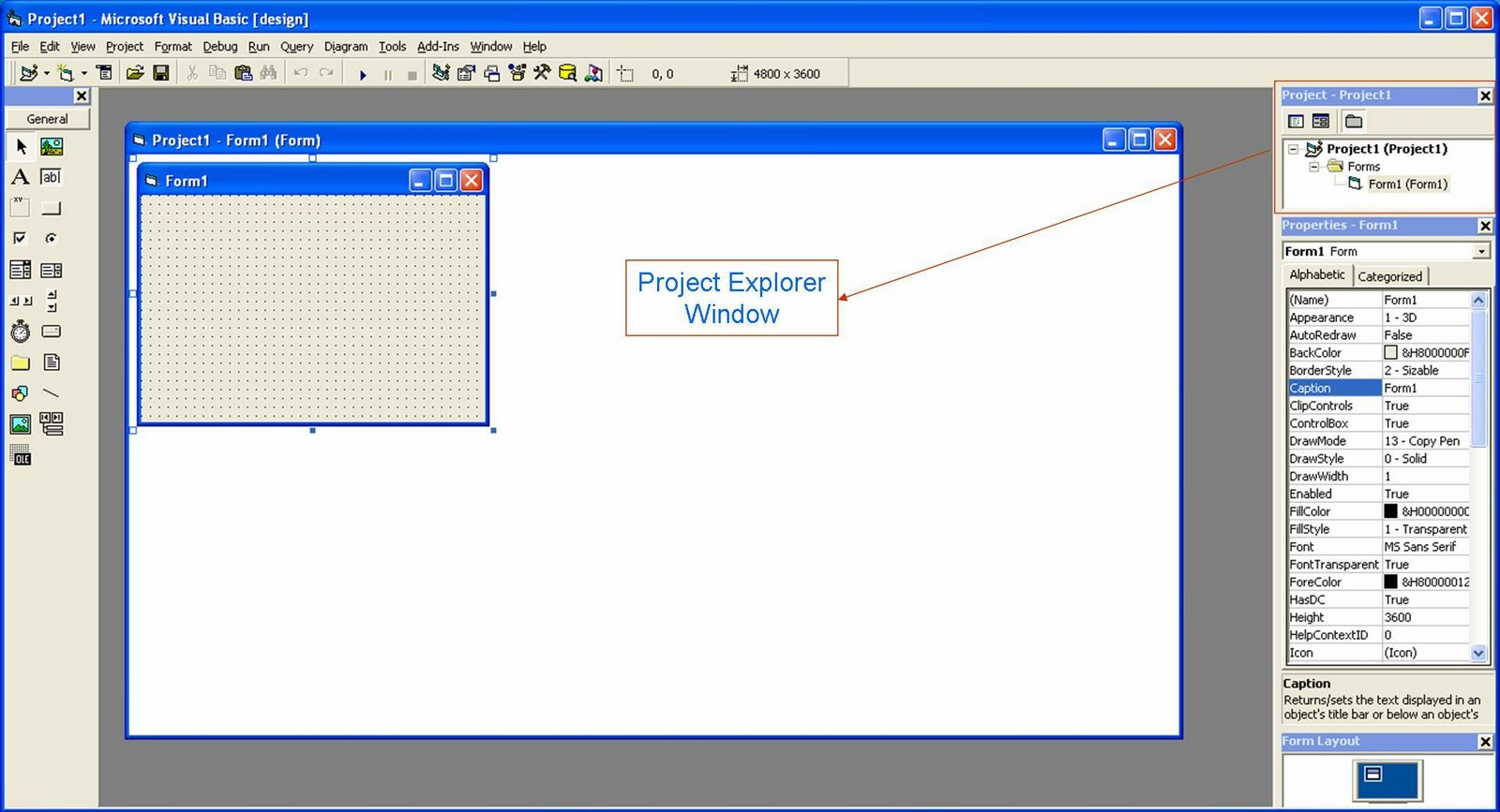 Visual Basic 6 0 Tutorials Code & Project For Beginners: Project