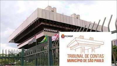 Edital concurso do TCMSP terá 92 vagas de nível médio, com inicial de R$ 10 mil, para auxiliar e agente de fiscalização