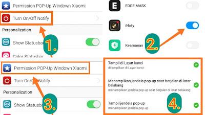 Cara Mengubah Status Bar Android Seperti iPhone