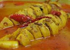 Resep praktis (mudah) gulai sotong spesial (istimewa) khas padang enak, sedap, gurih