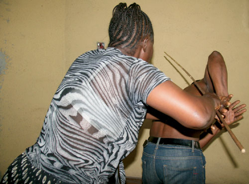 Domestic Violence :Man Cries Out Over Incessant Beatings By Wife