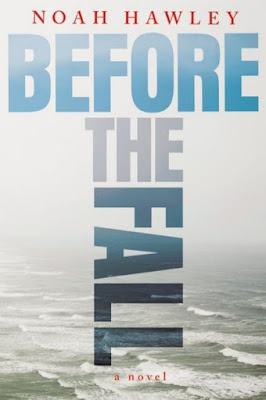 Before the Fall by Noah Hawley - book cover