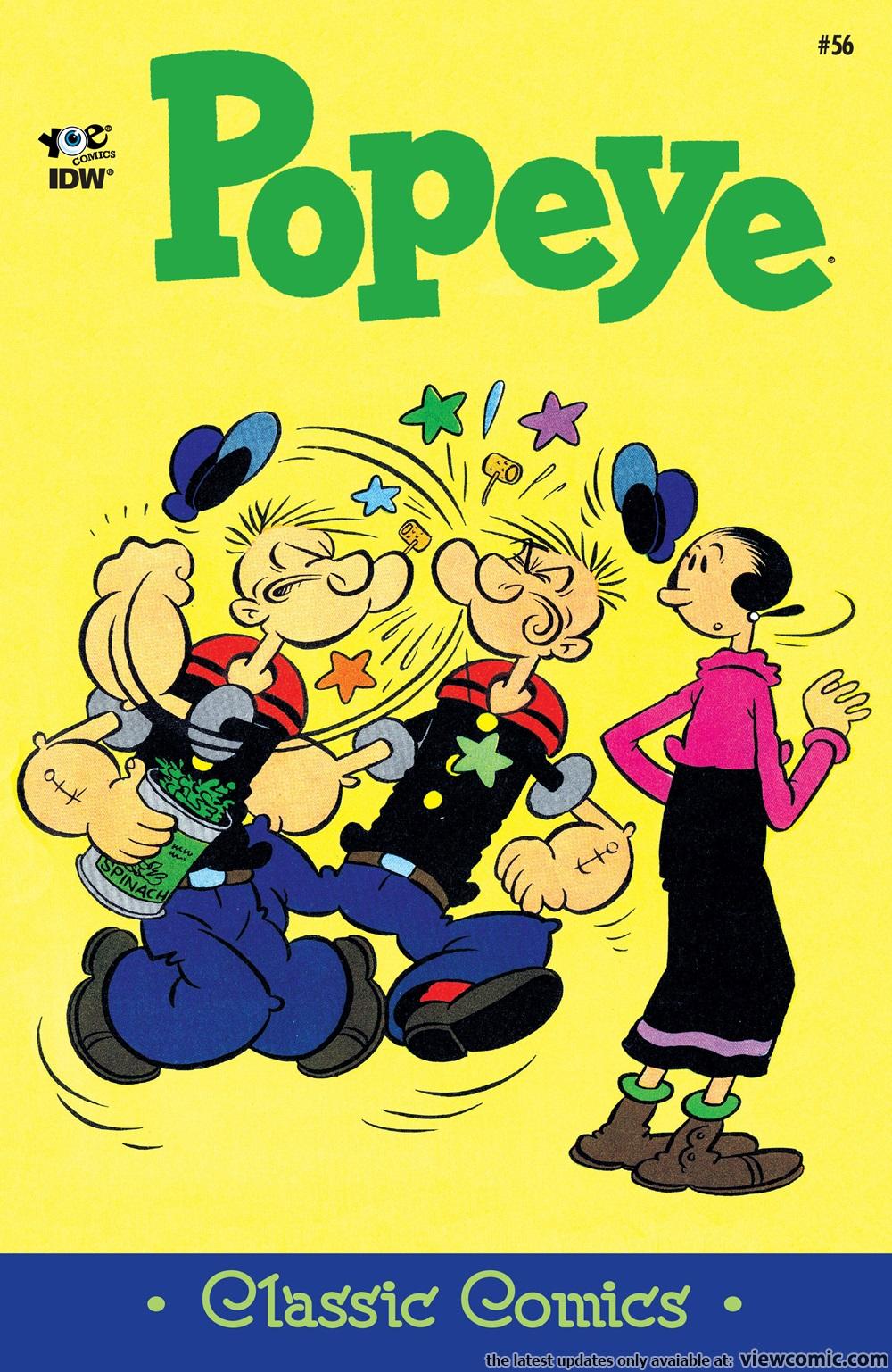 Classic Popeye 056 (2017)……………………… | Viewcomic reading