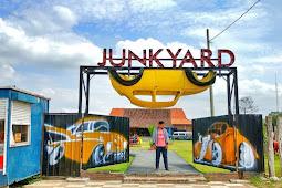 Harga Tiket Masuk Junkyard Autopark & Cafe Magelang Terbaru