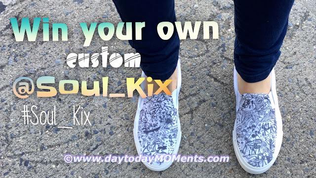 SoulKix custom personalized shoes
