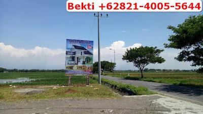 Rumah Dijual di Mojokerto Dekat Tol,  Harga Murah di Mojoanyar, Samping