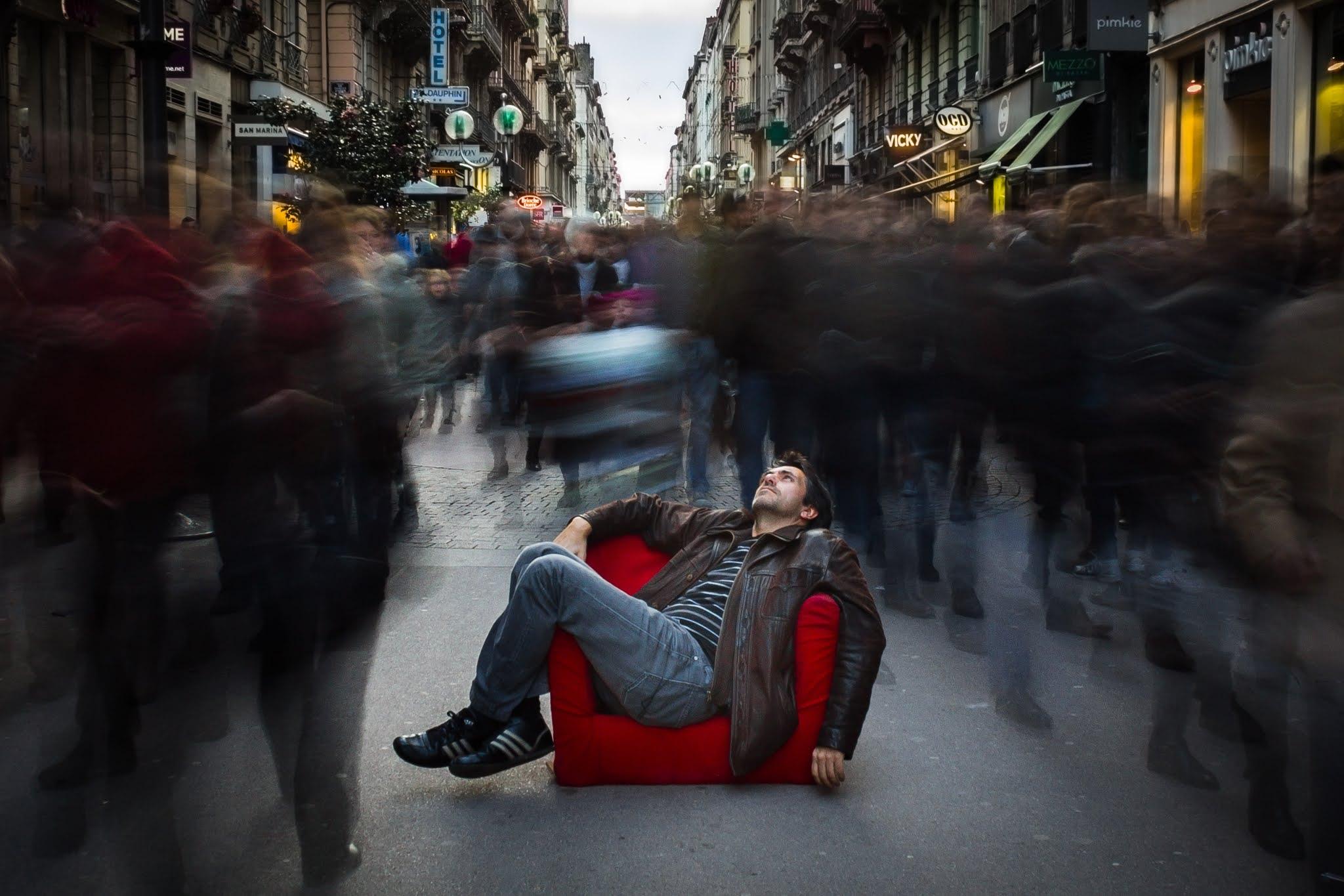 Francis Malapris, photographe à Lyon