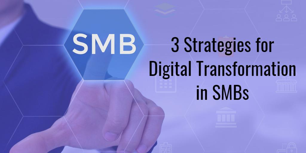 SMB and Digital Transformation by Isaac Sacolick