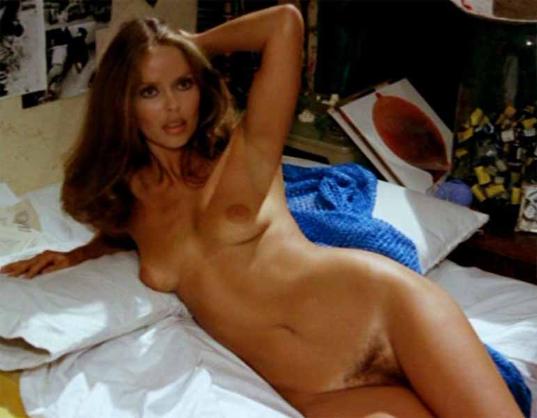 Barbara bach nude naked have