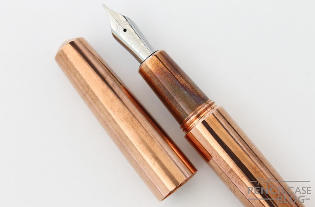 Quick Look: Namisu Nova Copper fountain pen review
