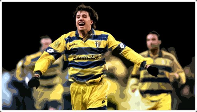 Crespo Parma 1999