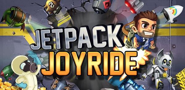 لعبة jetpack joyride apk للاندرويد