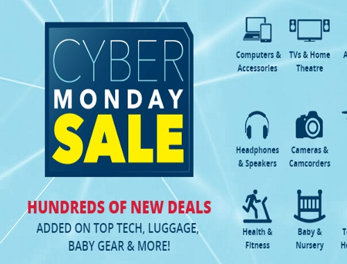 Best Buy Cyber Monday Sale