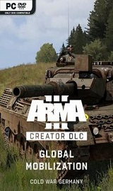 Arma 3 Global Mobilization Cold War Germany - Arma 3 Global Mobilization Cold War Germany-CODEX