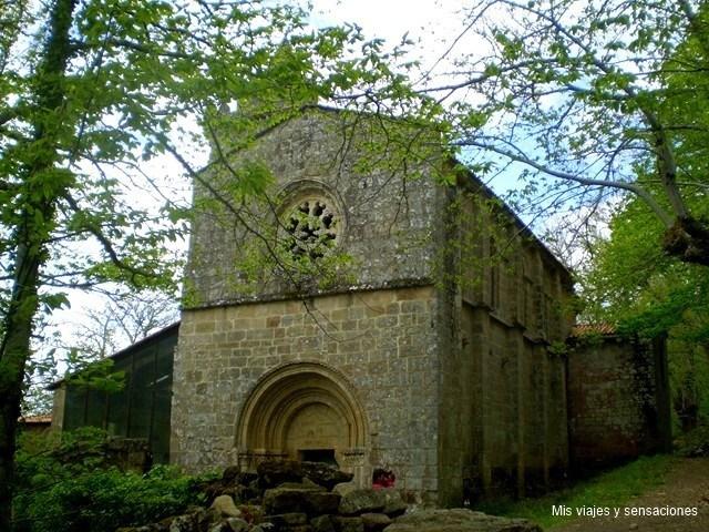 Ribeira Sacra, Monasterio de Santa Cristina, Galicia